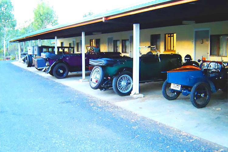 Car Parks Billabong Mundubbera