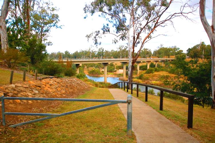 Mundubbera Bridge