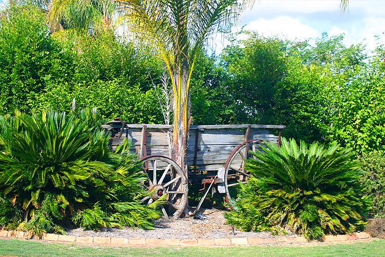 Wagon Billabong Mundubbera